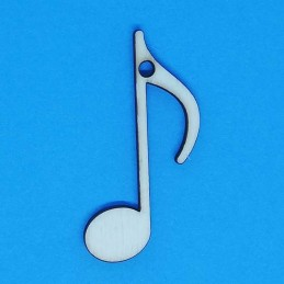 Nota musicale segnaposto in...