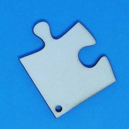 Puzzle segnaposto in legno...
