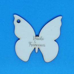 Farfalla segnaposto...