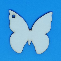 Farfalla segnaposto in legno